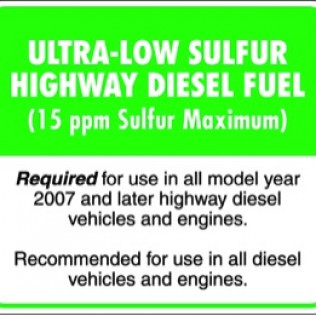 Ultra-Low Sulfur Diesel